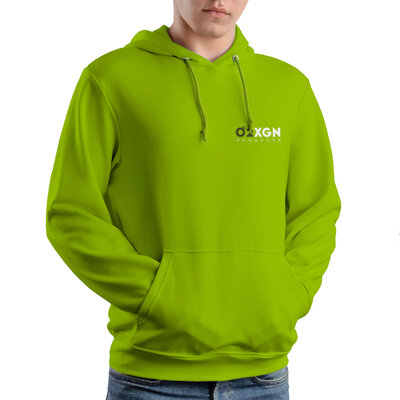 Moletom O2XGN Verde