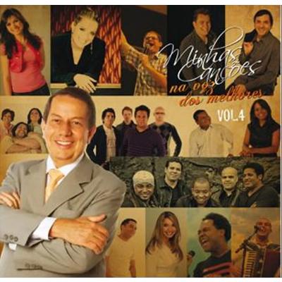 CD Minhas Canções na Voz dos Melhores Volume 4