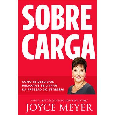 Livro Sobrecarga - Joyce Meyer