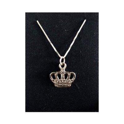 Colar de Prata (Coroa)