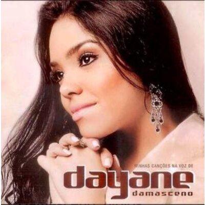 Cd Minhas Canções Na Voz De Dayane Damasceno [original]
