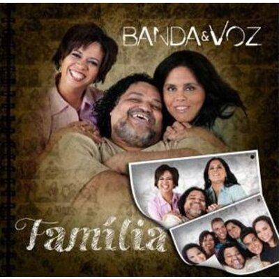 CD Banda e Voz - Família