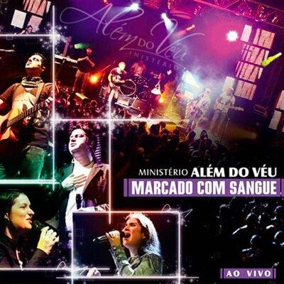 CD Marcado Com Sangue - Ao Vivo - Ministério Além do Véu