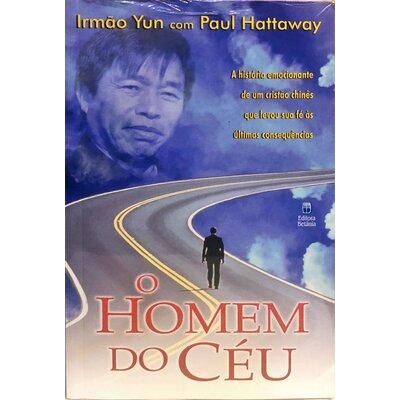 Livro O Homem do Céu