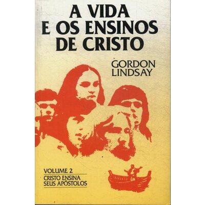 Livro A Vida E Os Ensinos De Cristo