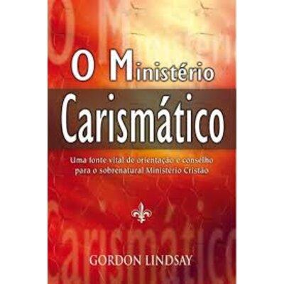 LIVRO MINISTÉRIO CARISMÁTICO