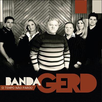 CD Banda Gerd - O Tempo Não Parou