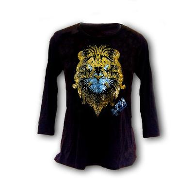 Blusa Leão Dourado Inabalável