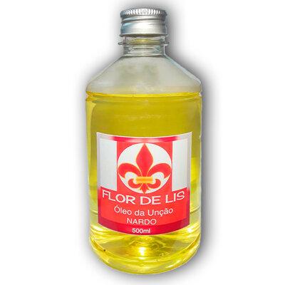 Óleo para unção - Nardo 500 ml