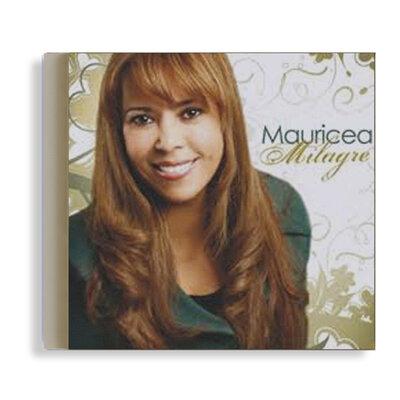 CD - Mauricea - Milagre