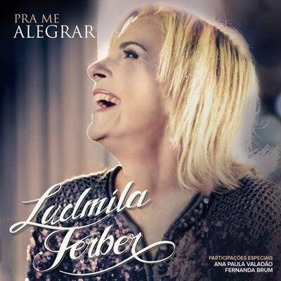 CD Pra Me Alegrar - Ludmila Ferber