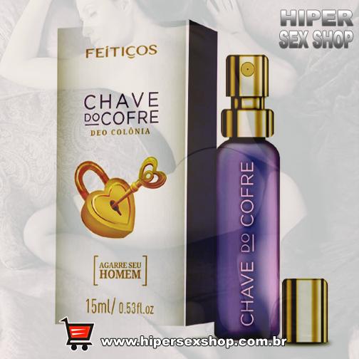 Perfume Afrodisíaco: Uma Deo Colônia especial, com fragrâncias desenvolvidas especialmente para conq
