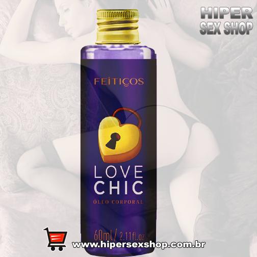 Oléo Corporal p/ Massagem: Possui o poder das notas afrodisíacas florais e frutais, e pode ser usado