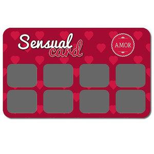 Raspadinha Sensual Card Amor