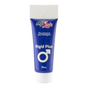 Óleo Massageador Corporal Rigid Plus - 15 ml