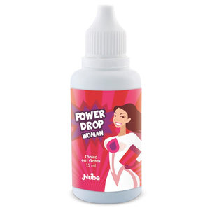 Energético Power Drop Woman 15ml