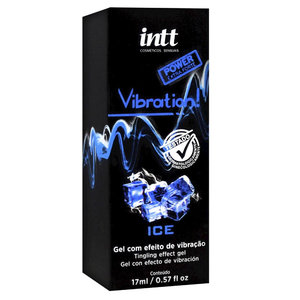 Gel Excitante Vibratório Extra Forte Ice 17ml