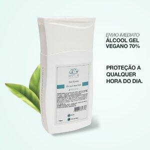 Álcool em Gel 70% Vegano Emile 150 ml