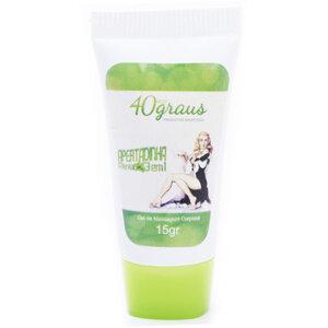 Adstringente Vaginal Apertadinha em Gel com Aroma 15gr