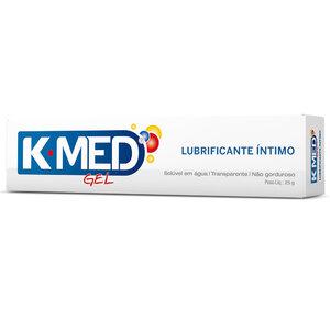 K-MED Gel Lubrificante Íntimo 25g