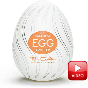 Masturbador Tenga Egg - Twister