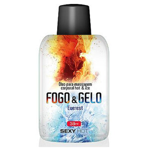 Gel Everest Fogo e Gelo