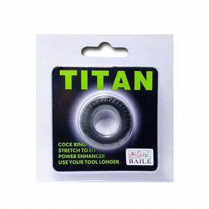 Anel Peniano de Borracha Titan