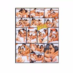 DVD Lésbica - Violando Marcelinha