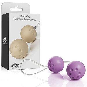 Conjunto de 2 Bolas Pompoar Ben-Wa