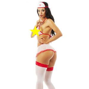 Mini Fantasia Enfermeira II