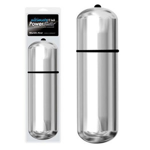 Massageador Vibratório em Formato de Bullet 33 cm x 8 cm