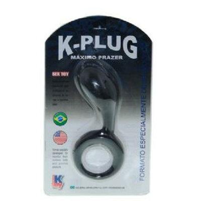 Plug Estimulador de Próstata Masculino K-Plug