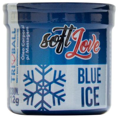 Bolinha Funcional Excitante Blue Ice - 3 Unidades