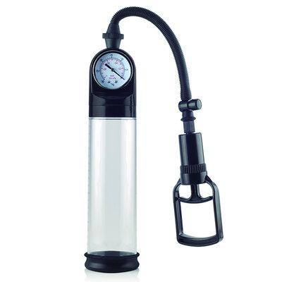 Bomba de Sucção Pro Solution Pump com Manômetro Indicador de Pressão