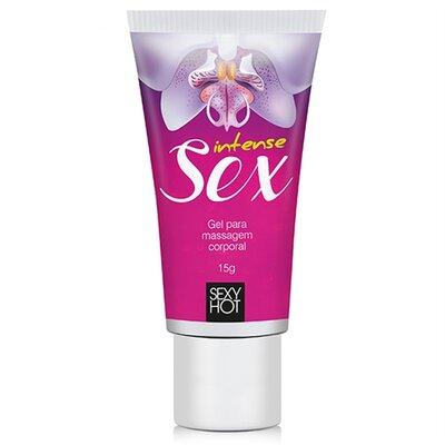 Excitante Feminino Intense Sex Argenina 15g