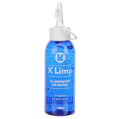 Gel Higienizador sem Enxágue K Limp 100ml