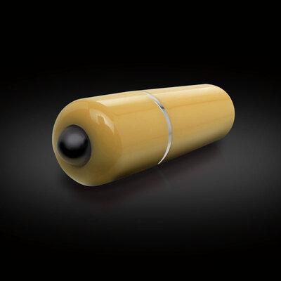 Power Bullet Dourado 6 cm x 1,8 cm