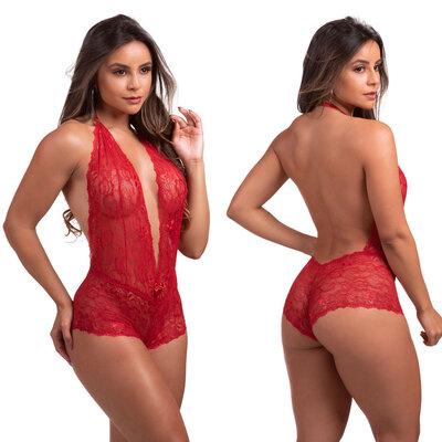 Body Sensual Estilo Decote Mirella