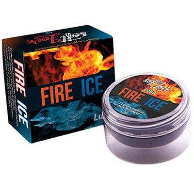 Pomada Excitante Fire Ice Que Esquenta e Esfria Soft Love Luby 4g