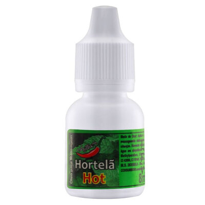 Excitante Gotas do Prazer HOT Chillies 8 ml