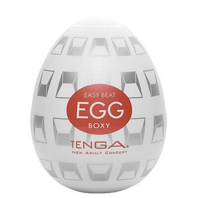 Masturbador Tenga Egg Boxy