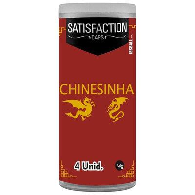 Bolinha Funcional Satisfaction Chinesinha - 4 Unidades