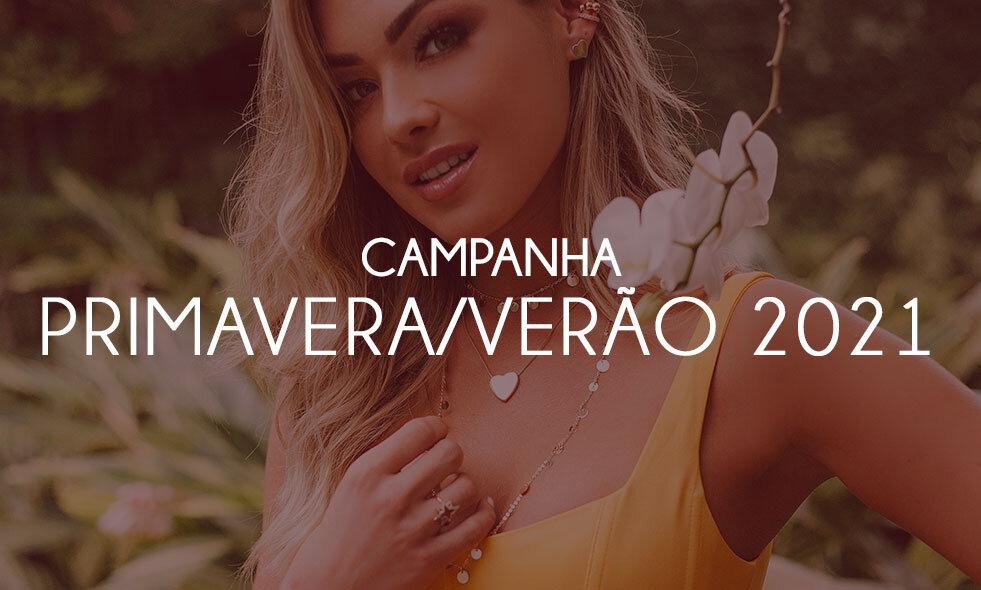 Campanha Primavera/Verão 2021