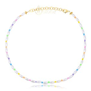 Choker Colors Glam Gold