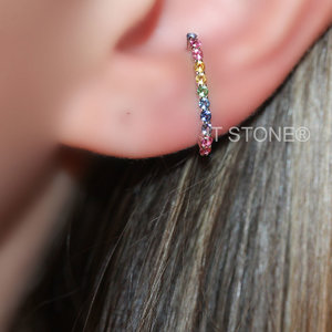 Piercing Falso Hook Rainbow (unidade)