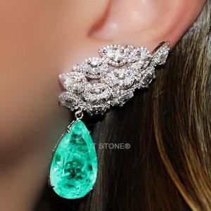 Ear Cuff Legacy Esmeralda Colombiana Fusion