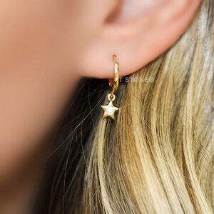 Argolinha Gold Star