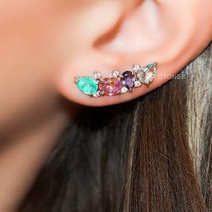 Ear Cuff New Wisteria Colors