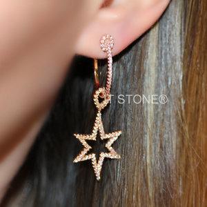 Argola StarBurst Rosé