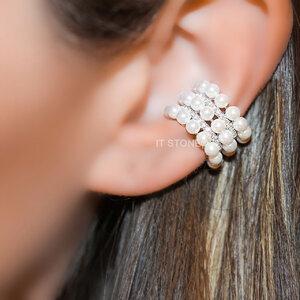Piercing Falso Multi Pearls Luxo (unidade)